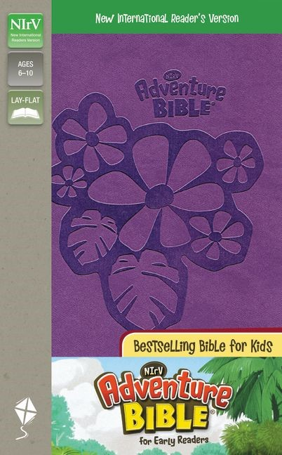 NIrV Adventure Bible For Early Readers (Leather-Look)