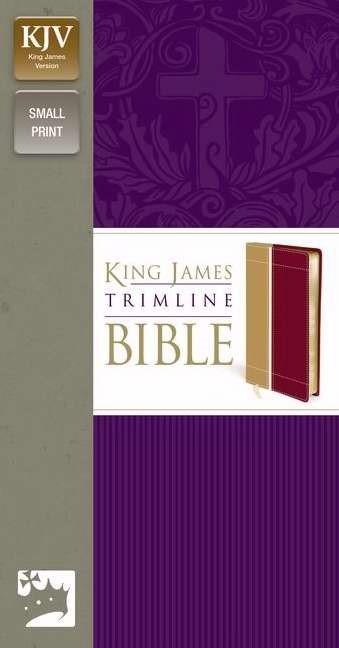 KJV Trimline Bible (Imitation Leather)