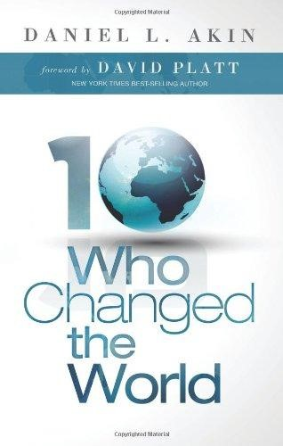 10 Who Changed the World (Paperback)