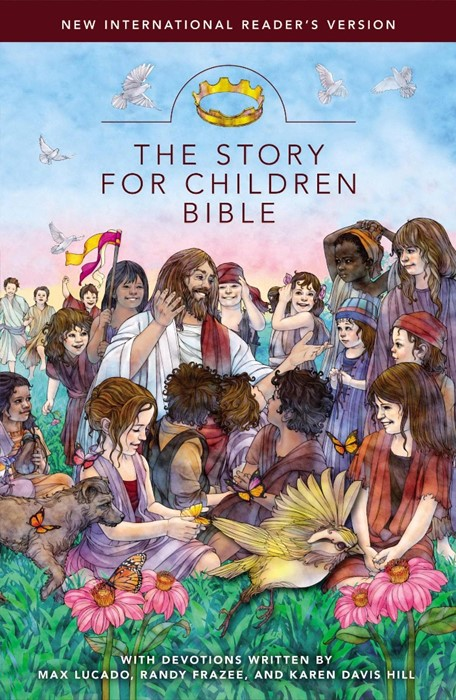 The Story For Children Bible, Nirv (Hard Cover)