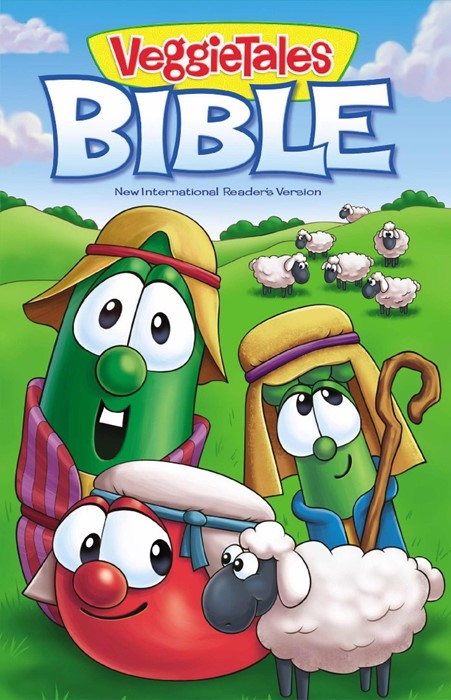 The Veggietales Bible, Nirv (Hard Cover)
