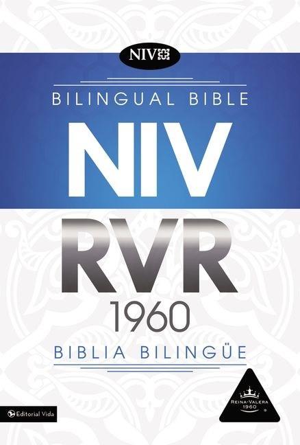 Rvr 1960/Niv Bilingual Bible - Biblia Bilingue (Paperback)
