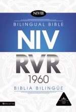 Rvr 1960/Niv Bilingual Bible - Biblia Bilingue (Hard Cover)