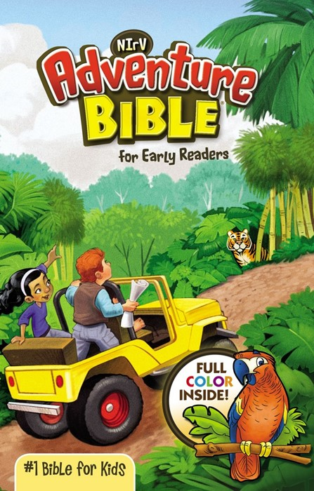 NIRV Adventure Bible For Early Readers (Paperback)