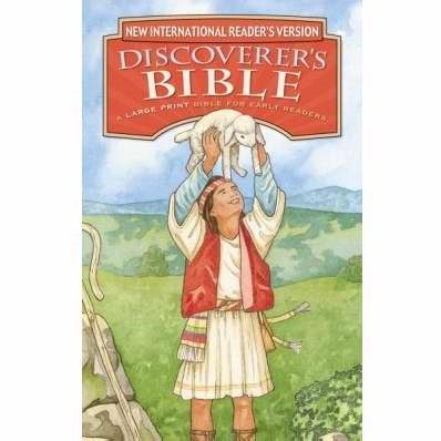 NIRV Discoverer's Bible (Hard Cover)