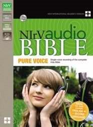 NIRV Audio CD Bible, Pure Voice (CD-Audio)