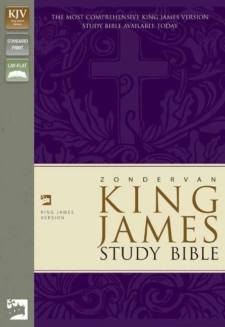 KJV Zondervan Study Bible (Bonded Leather)