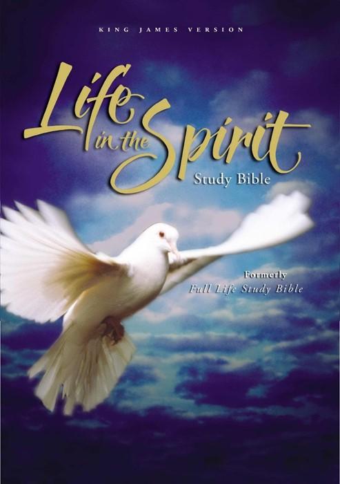 KJV Life In The Spirit Study Bible (Bonded Leather)