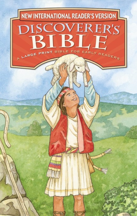 NIRV Discoverer's Bible For Early Readers, Revised Edition (Hard Cover)