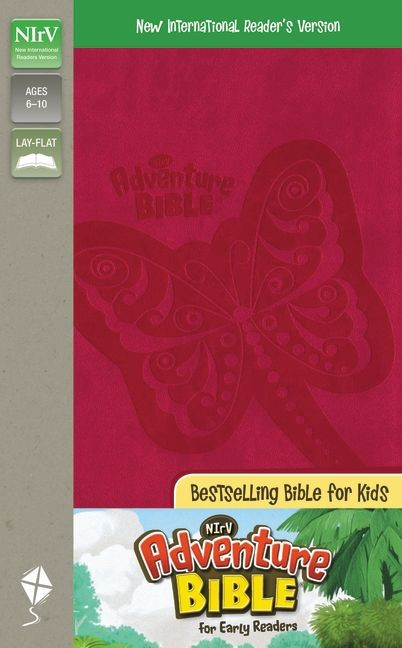 NIRV Adventure Bible For Early Readers (Imitation Leather)