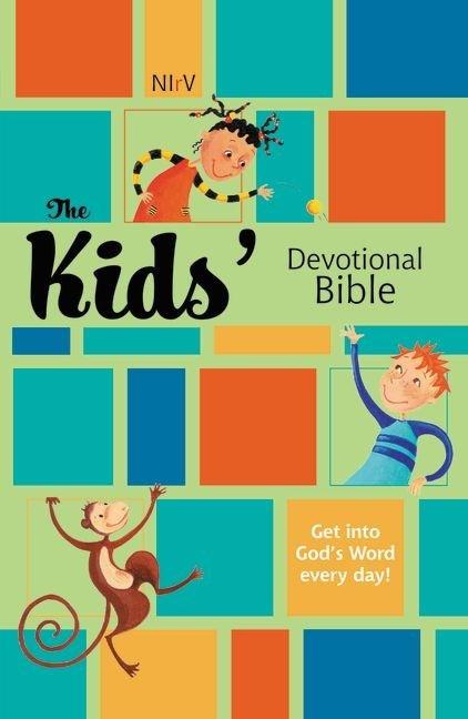 The Kids' Devotional Bible (Paperback)
