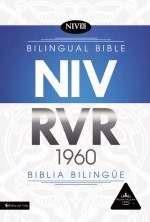 RVR 1960 NIV Bilingual Bible - Biblia BilingüE (Leather Binding)
