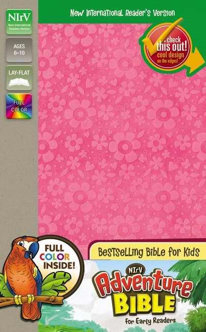 Adventure Bible For Early Readers, Nirv (Leather Binding)