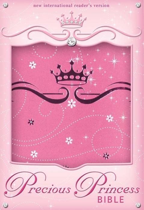 NIRV Precious Princess Bible, Compact (Leather Binding)