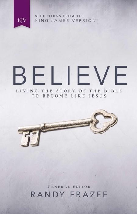 Believe, KJV (Hard Cover)