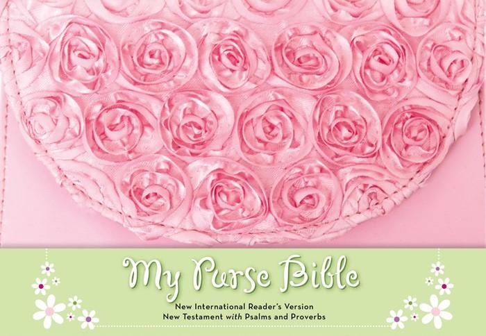 NIRV My Purse Bible (Leather Binding)