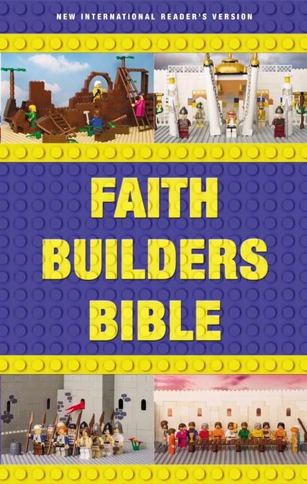 NIRV Faith Builders Bible (Hard Cover)