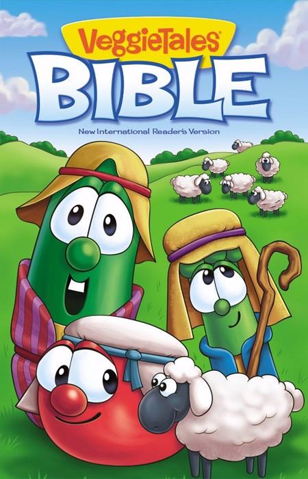NIRV Veggietales Bible (Hard Cover)