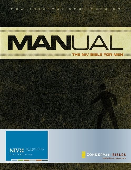 Manual: The Bible For Men (Hard Cover)