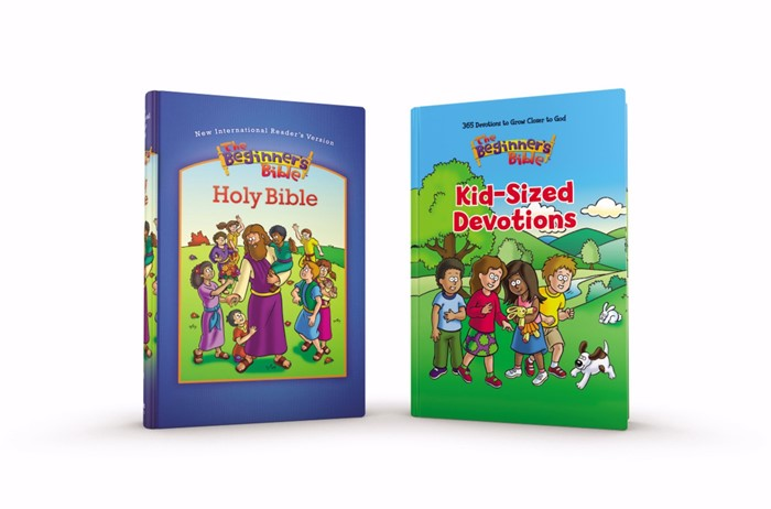 NIRV Beginner's Bible Devotional Pack (Hard Cover)