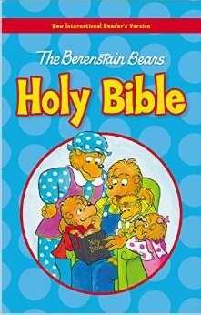 The Berenstain Bears Holy Bible, Nirv (Hard Cover)