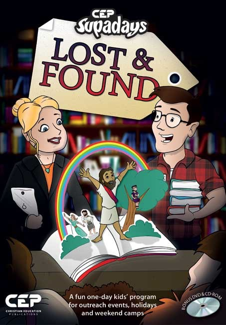 Lost And Found [Supadays] (Paperback)