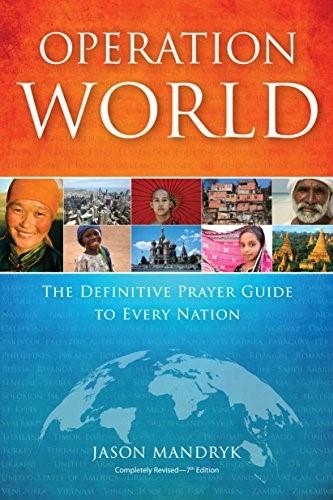 Operation World + Free CDRom (Paperback)