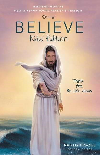 Believe Kids' Edition (Paperback)