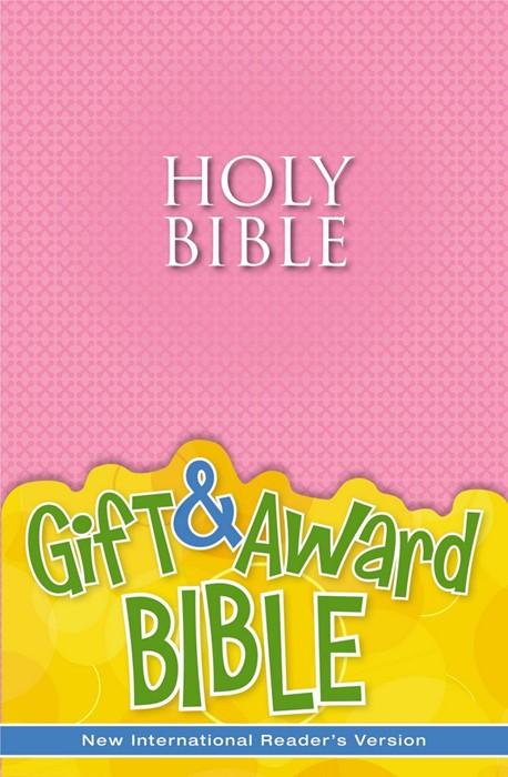 NIRV Gift And Award Bible Pink (Paperback)