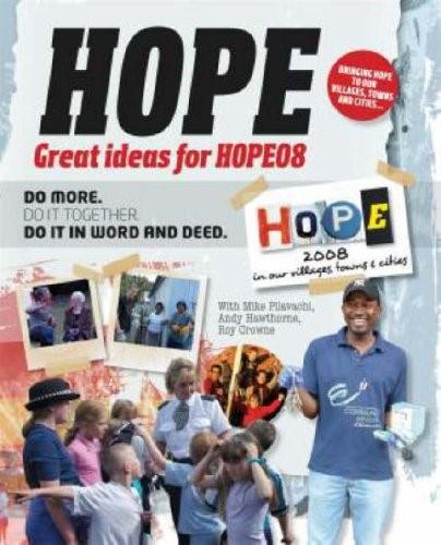 Hope 2008 Resource Manual (Paper Back)