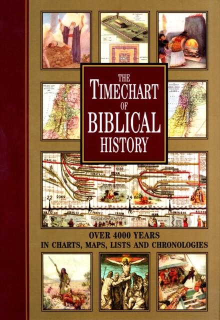 Timechart of Biblical History (Hard Cover)