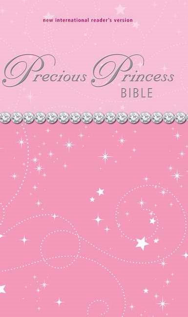 NIRV Precious Princess Bible (Hard Cover)