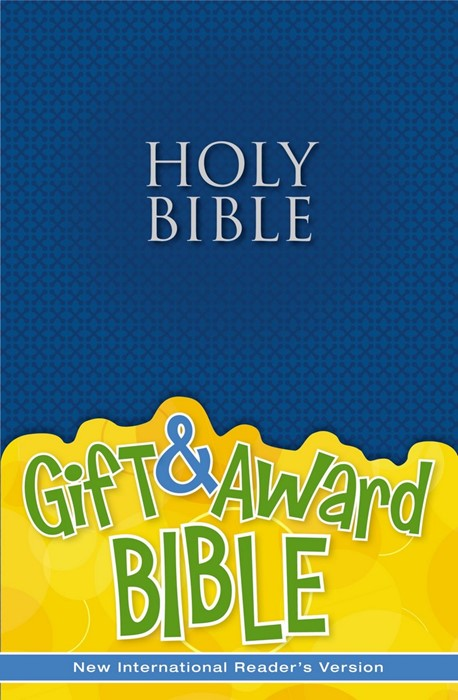 NIRV Gift And Award Bible (Paperback)