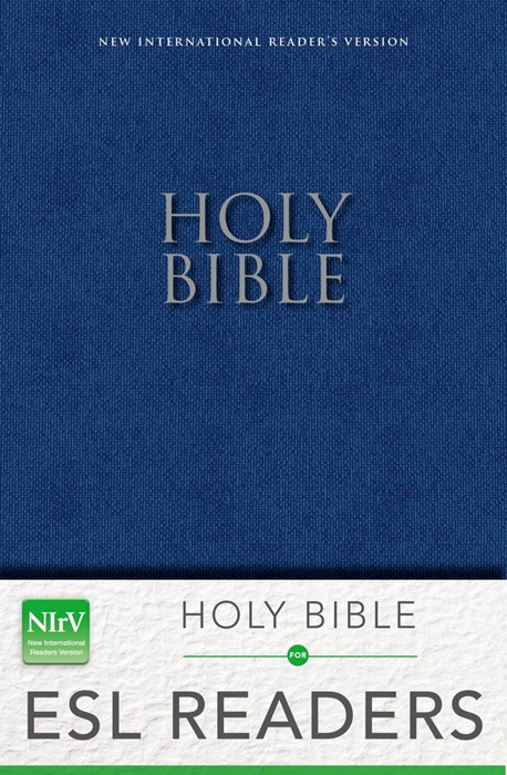 Holy Bible For Esl Readers, Nirv (Paperback)