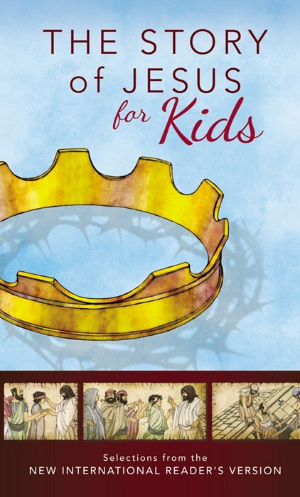 The Story Of Jesus For Kids (Paperback)