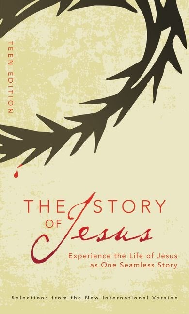 The Story Of Jesus: Teen Edition (Paperback)