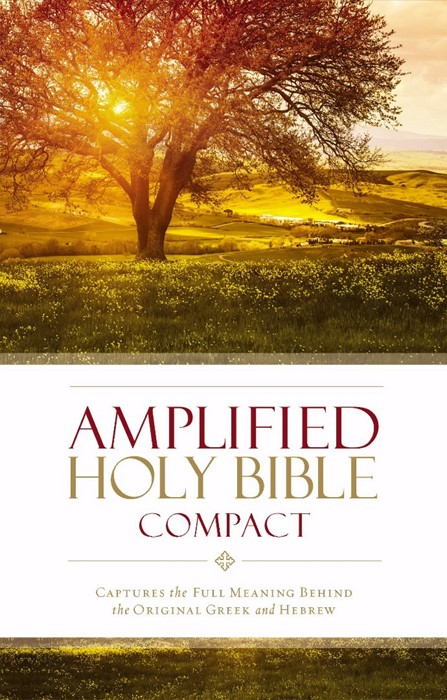 Amplified Holy Bible, Compact (Hard Cover)