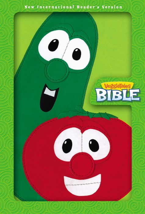 NIRV Veggietales Bible (Imitation Leather)