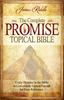 Complete Promise Topical Bible (Hard Cover)