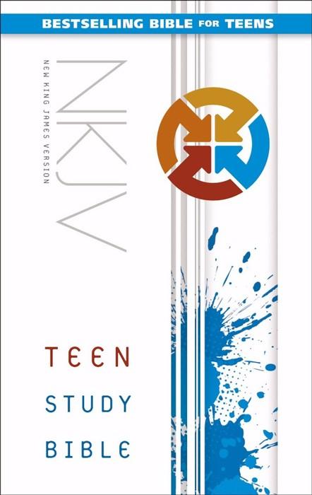 NKJV Teen Study Bible HB (Hard Cover)