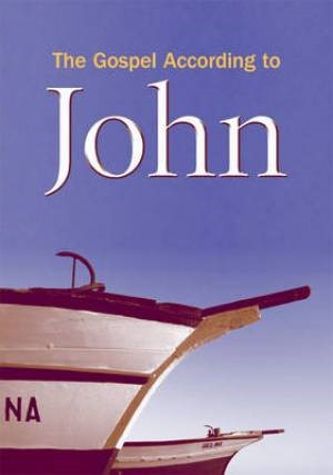 KJV Large Print Gospel Of John (Paperback)