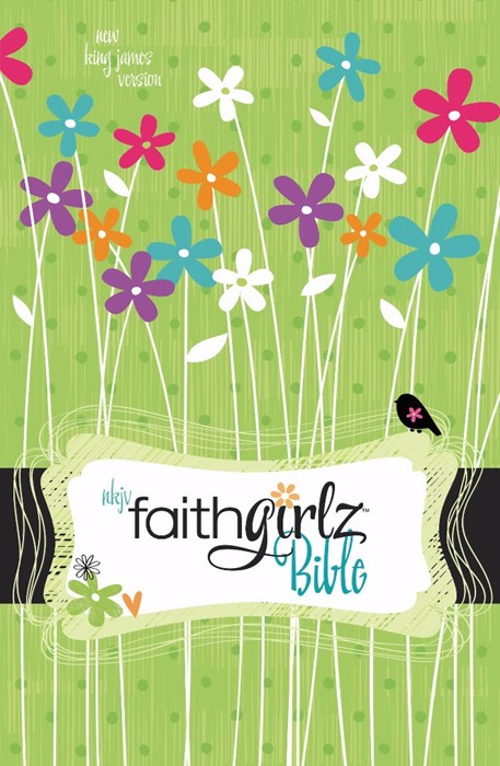 NKJV Faithgirlz Bible (Hard Cover)