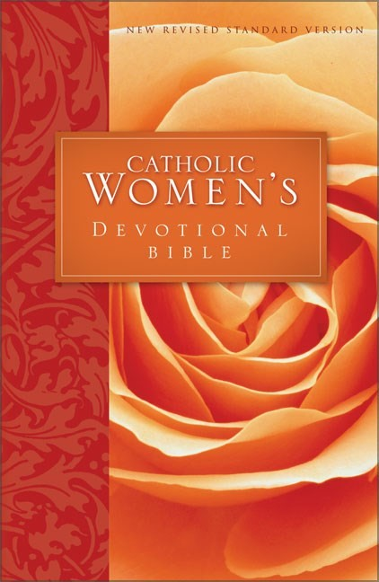 NRSV Catholic Women's Devotional Bible (Paperback)