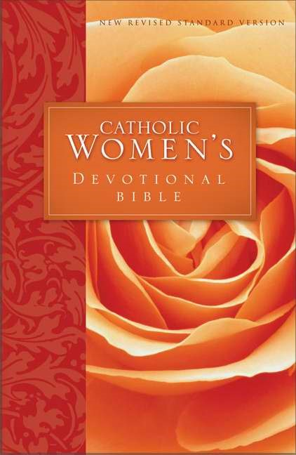 NRSV Catholic Women's Devotional Bible (Hard Cover)