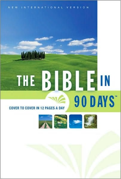 The Bible In 90 Days (Hard Cover)
