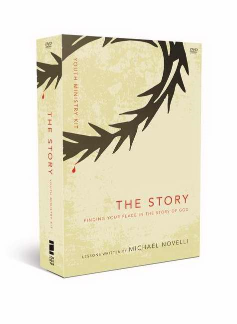 The Story Teen Edition With Dvd: Youth Pastor Kit (Paperback)