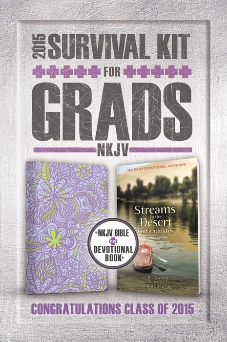 2015 Survival Kit For Grads, NKJV (Paperback)
