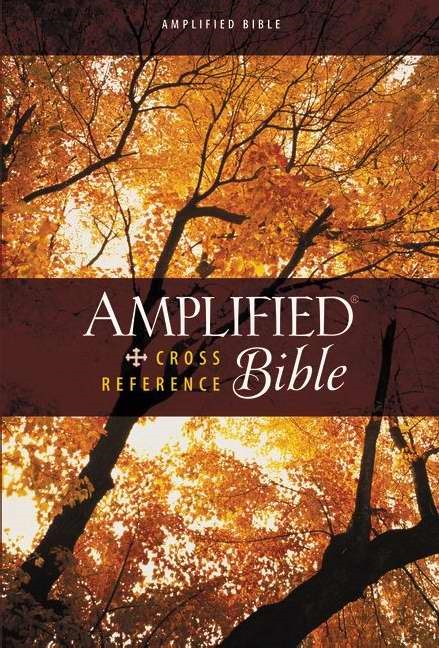 Amplified Cross-Reference Bible (Hard Cover)