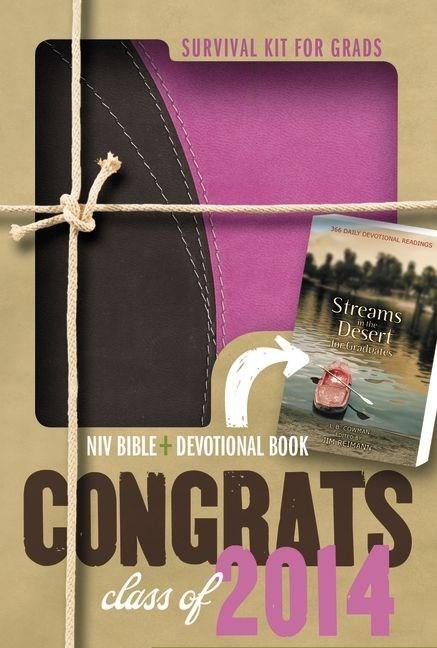 2014 Survival Kit For Grads: NIV with Devotional Book (Paperback)