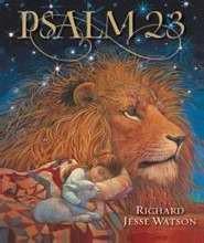 Psalm 23 (Board Book)